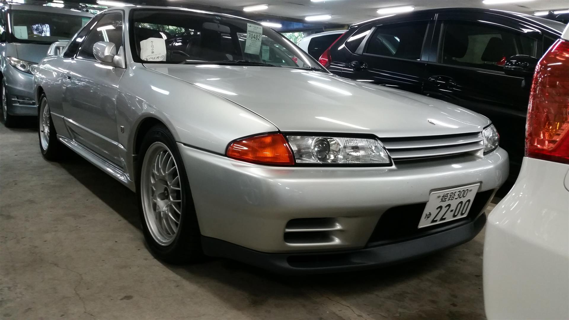 R32 GTR VSpec2 front