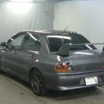 2004 Mitsubishi EVO 8 MR