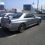 2001 Nissan Skyline R34 GTR MSpec rear