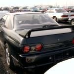 R32 Gts-t rear