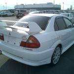 EVO 6.5 TME left right rear