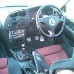 EVO 6.5 TME interior
