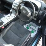 Skyline V35 Sedan interior