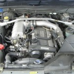 1997 Nissan Stagea RS-4 V 4WD turbo engine