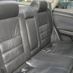 1997 Nissan Stagea RS-4 V 4WD turbo rear seat