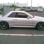 1993 Nissan Skyline R32 GTR side