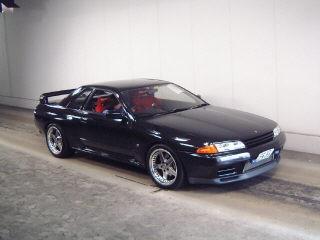 1993 Nissan Skyline R32 GTR VSpec auction picture