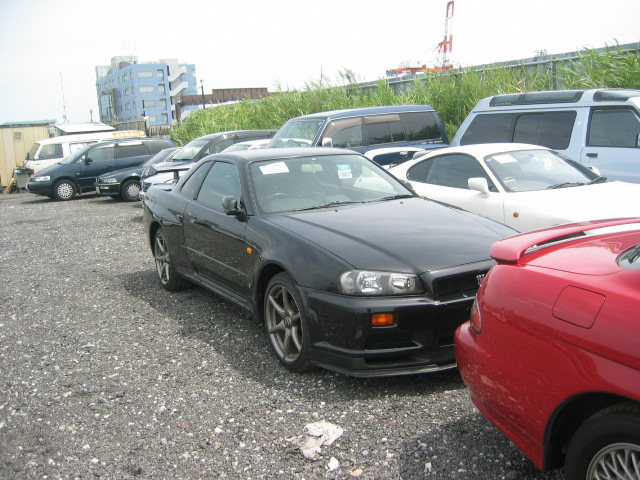 R34 GTR VSpec