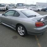 Nissan Silvia S15 turbo 2
