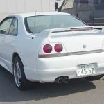 1995 Nissan Skyline R33 Gts-t Auto