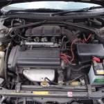 Sprinter Trueno BZ-R engine