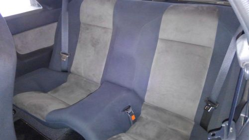 1993 R32 GTR with Fine Spec engine 2009 rear seat