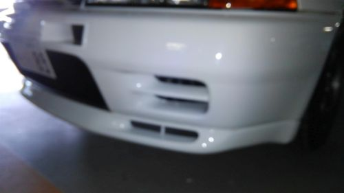 1993 R32 GTR with NISMO Fine Spec engine 2009 front bumper