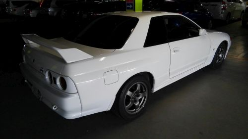 1993 R32 GTR with NISMO Fine Spec engine 2009 right rear