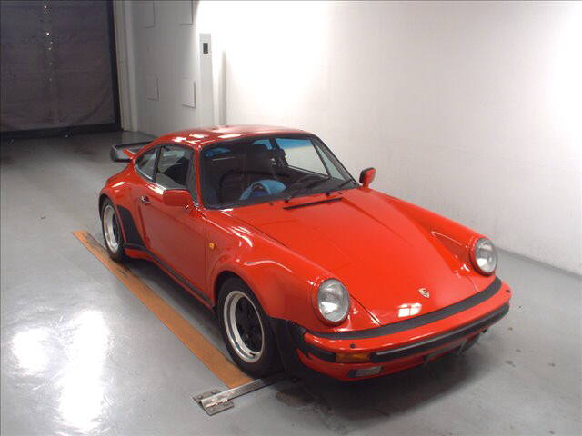 1988 PORSCHE 911 Turbo Coupe