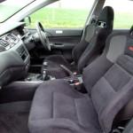 2004 Mitsubishi Lancer EVO 8 front seat