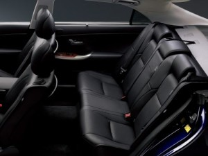 2009 Toyota Crown Majesta interior 2