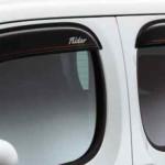Nissan Cube Z12 AUTECH Rider window plastic visor