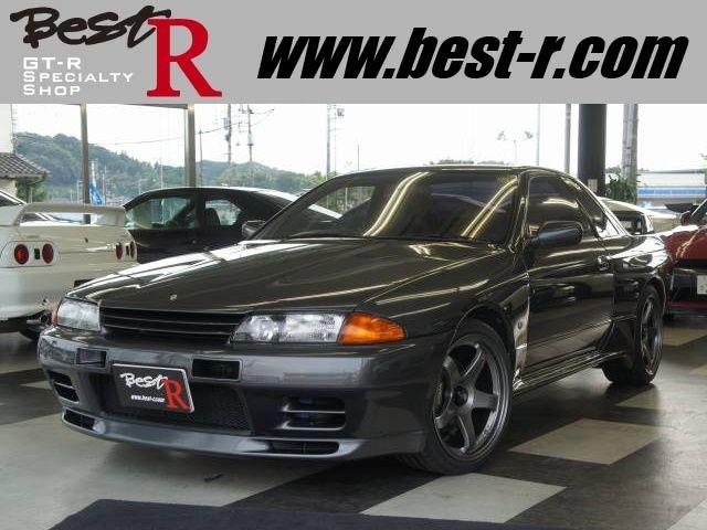 Nissan Skyline GTR NISMO front
