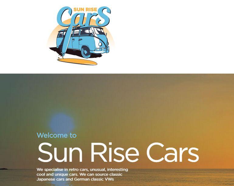 Sunrise Cars