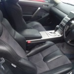 2003 Nissan Skyline V35 Coupe interior 1