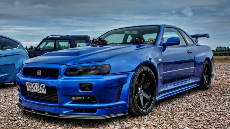 R34 GTR import price