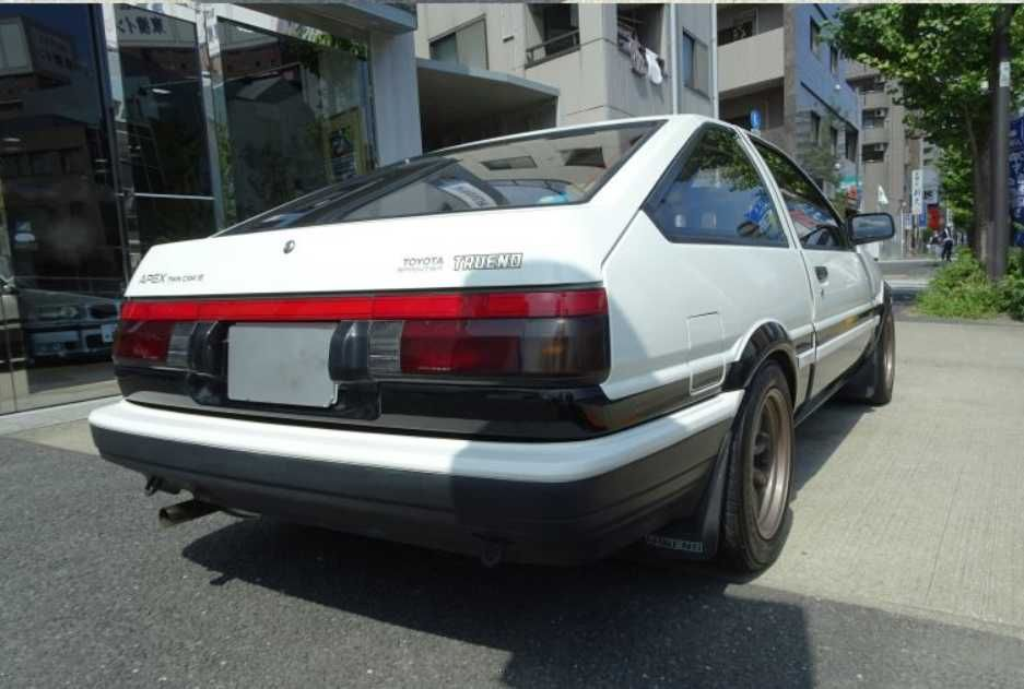 AE86 Toyota Sprinter GT APEX
