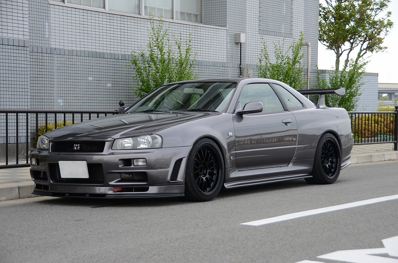 1999-r34-gtr-with-modified-nur-engine-front-left