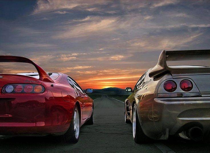 classic Japanese cars