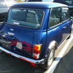 1999 Rover Mini Cooper right rear