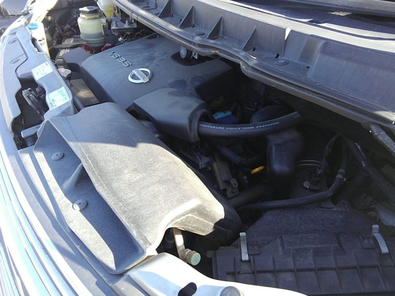 2003 Nissan Elgrand E51 Highway Star 2WD engine 2
