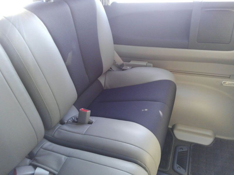 2003 Nissan Elgrand E51 Highway Star 2WD rear seat