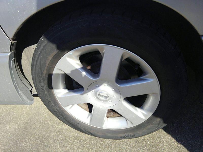 2003 Nissan Elgrand E51 Highway Star 2WD wheel 1