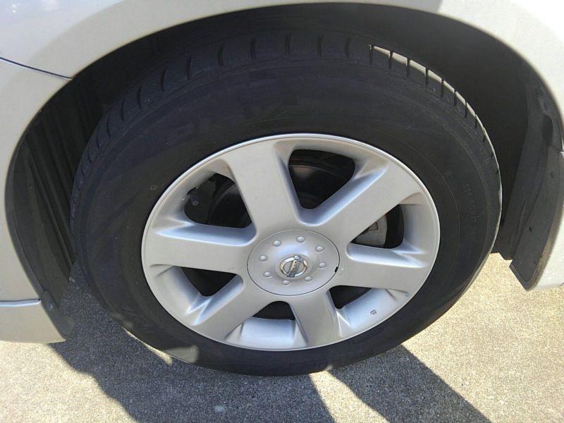 2003 Nissan Elgrand E51 Highway Star 2WD wheel 2