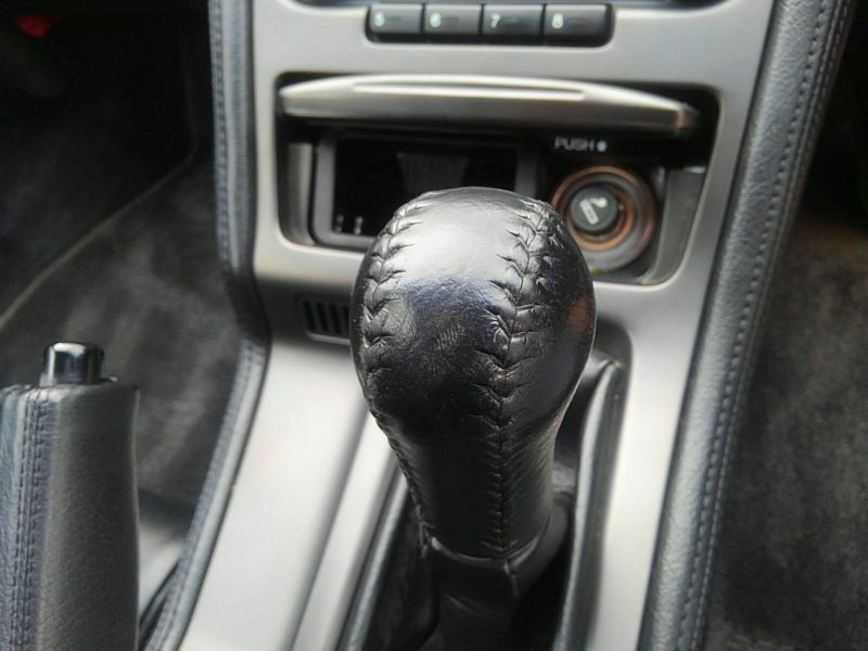 1995 HONDA NSX NA1 Coupe shift knob