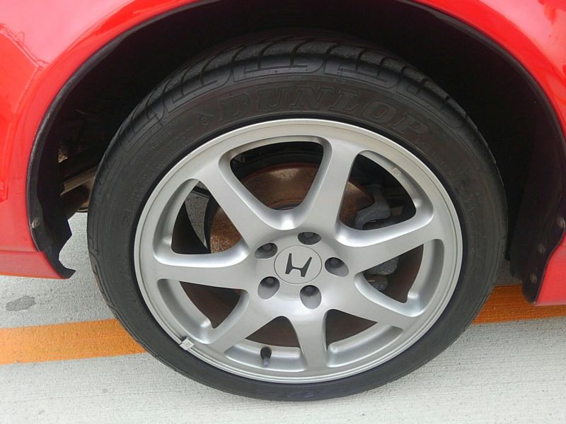 1995 HONDA NSX NA1 Coupe wheel 2