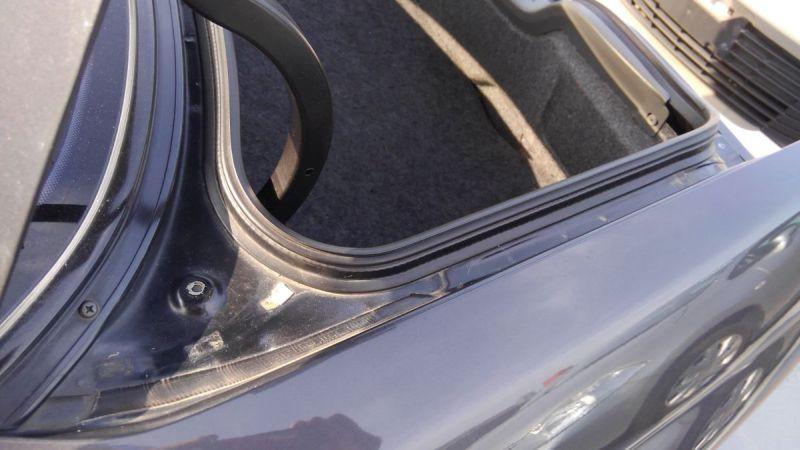 R32 GTR VSpec boot seams 2