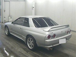 1994 Nissan Skyline R32 GT-R Tommy Kaira Special Edition auction rear
