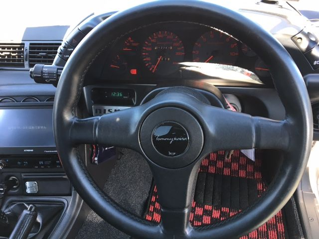1994 Nissan Skyline R32 GT-R Tommy Kaira Special Edition steering wheel