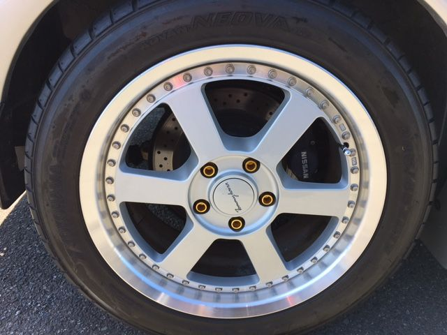 1994 Nissan Skyline R32 GT-R Tommy Kaira Special Edition wheel