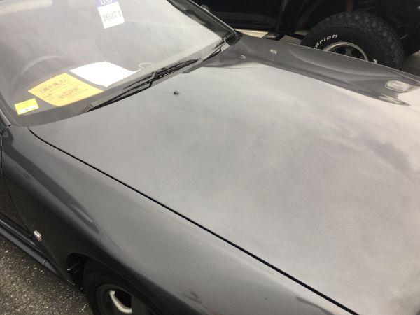 1990 Nissan Skyline R32 GT-R right fender