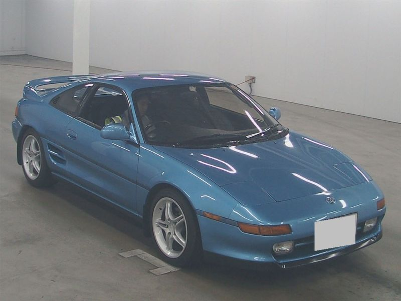 MR-2 Import Prices SW20