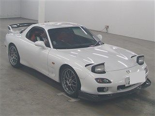 2001 Mazda RX-7 Type RB S Package turbo auction front