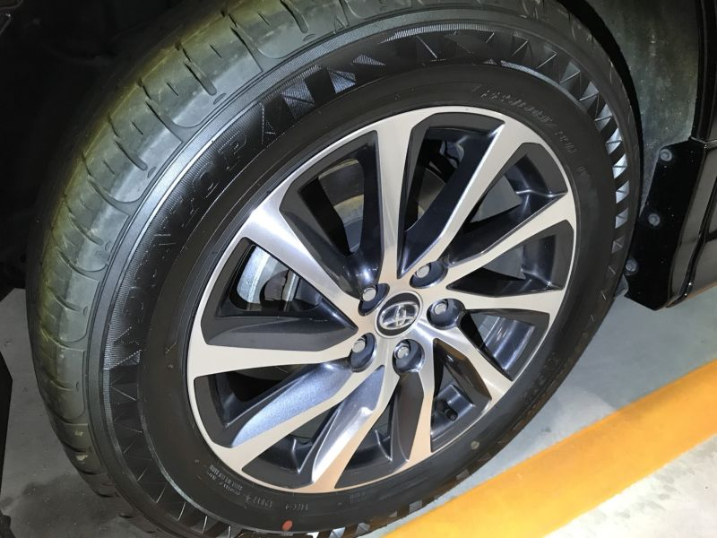2015 Toyota Alphard Hybrid Executive Lounge wheel 1