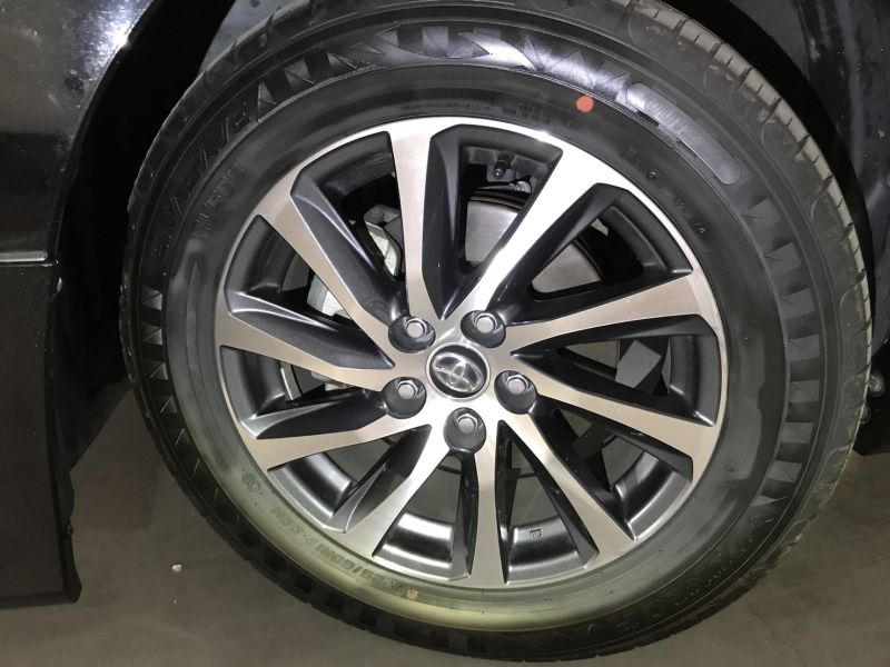 2015 Toyota Alphard Hybrid Executive Lounge wheel 3