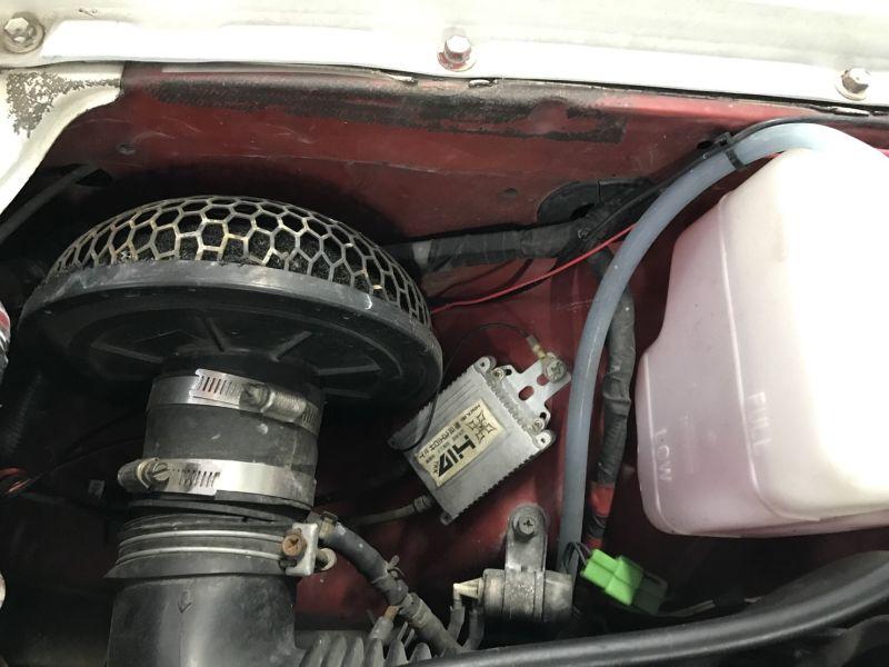 1985 Toyota Corolla Levin GT APEX airpod