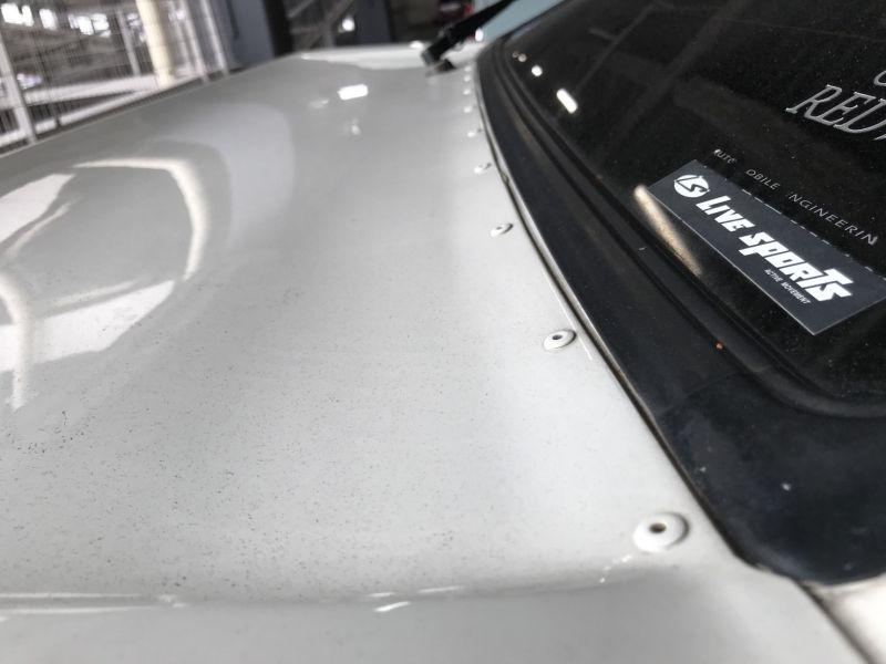1985 Toyota Corolla Levin GT APEX rear spoiler