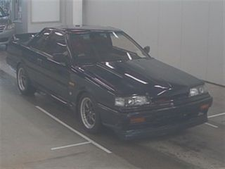 1987 NISSAN SKYLINE GTS-R auction front