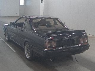 1987 NISSAN SKYLINE GTS-R auction rear