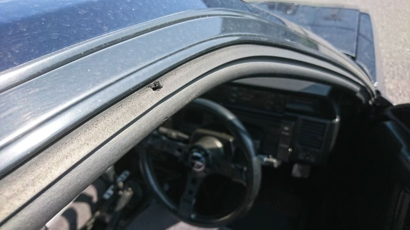 1987 NISSAN SKYLINE GTS-R door trim